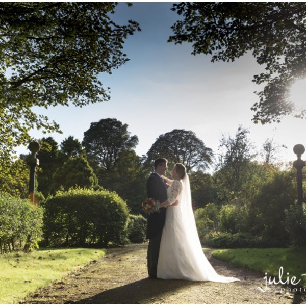 Kirknewton Stables Wedding - Cosima & Chris