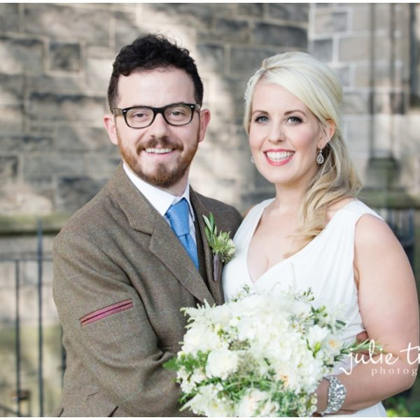 Mansfield Traquair Wedding - Ferelith & Mark