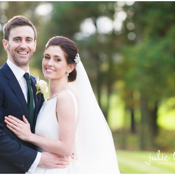 Glenbervie House Wedding - Stephanie & Euan