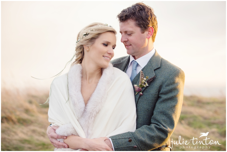 Romantic-Kinkell-Byre-Wedding-Wedding-Elie-Beach-gemma