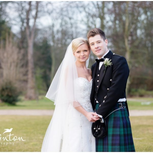 Archerfield House, Waterfront Wedding - Karen & Mark