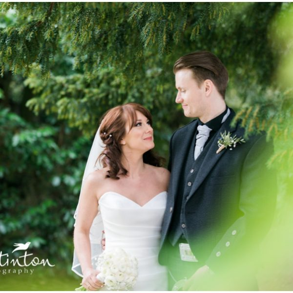 Norton House Hotel, Wedding - Michelle & Jamie