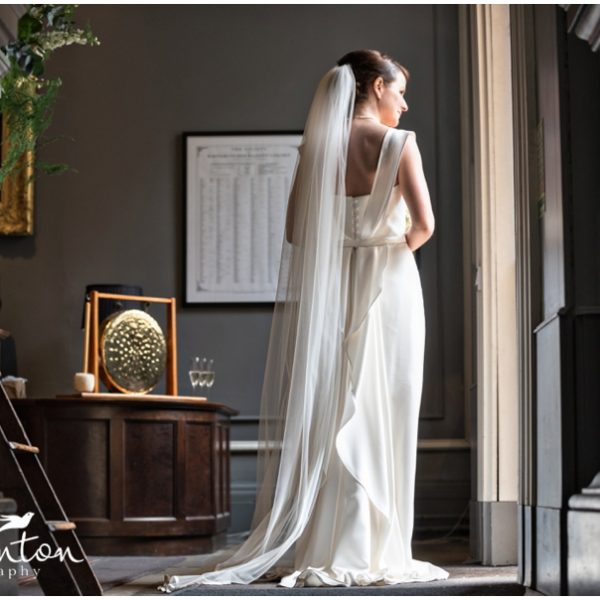 Signet Library Wedding - Laura & Neil
