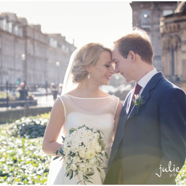 Mansfield Traquair Wedding - Lauren & Ally