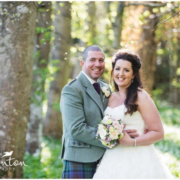 Broxmouth Park House Wedding, Georgina & Andrew