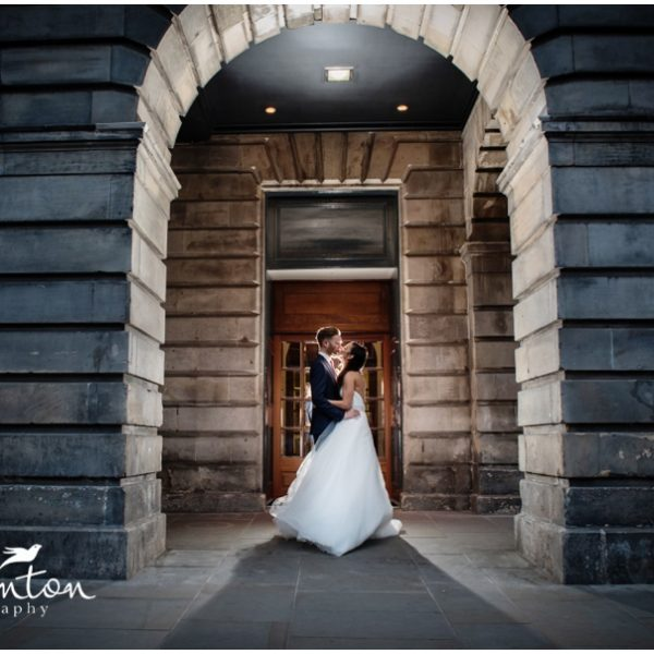 Assembly Rooms Edinburgh Wedding - Alanah & Blair