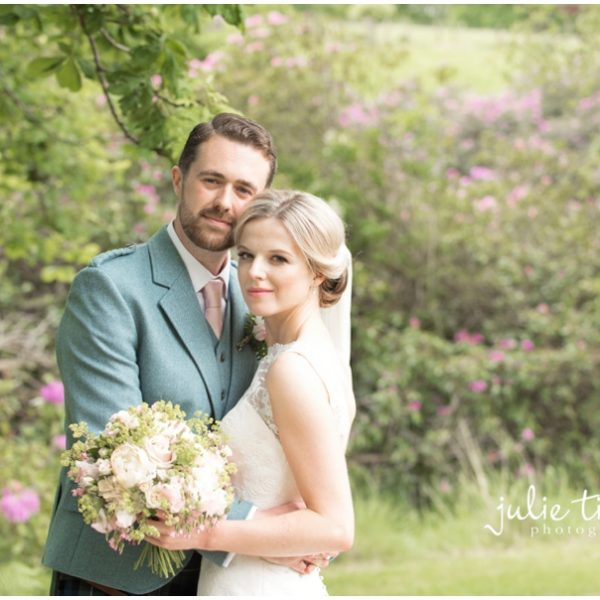 Glencorse House Wedding - Becky & Craig