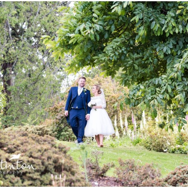 Botanic Gardens, Edinburgh Wedding - Sharon & Phil