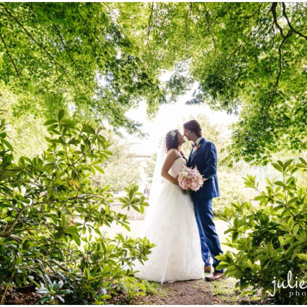 Balbirnie House Wedding - Nina & Grant