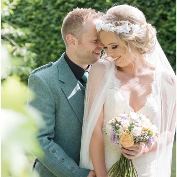 Winton House Cottage Wedding - Jenni & Andy