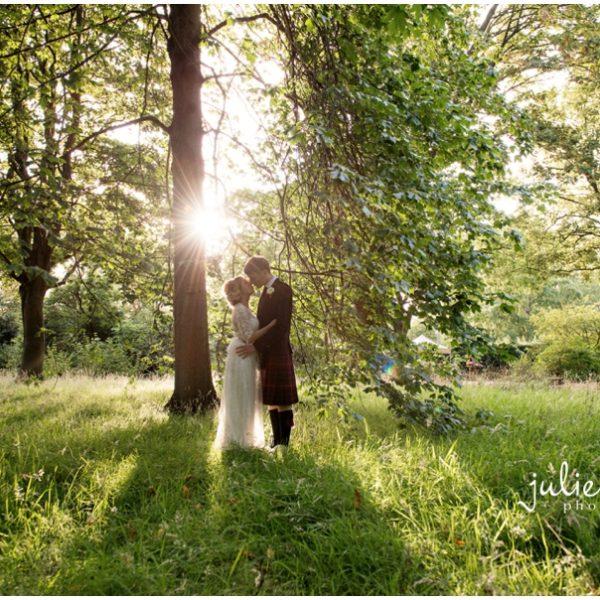 Royal Botanic Gardens, Edinburgh Wedding - Stephanie & Kevin