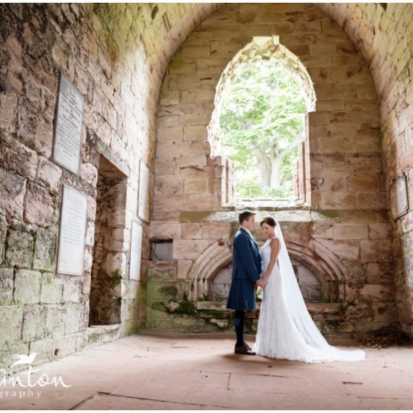 Dunglass Estate, Wedding - Nikki & Brian