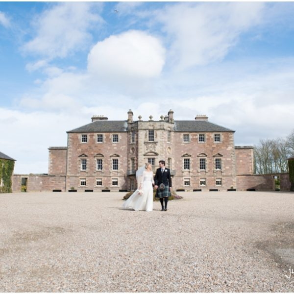 Archerfield House Wedding - Victoria & Peter