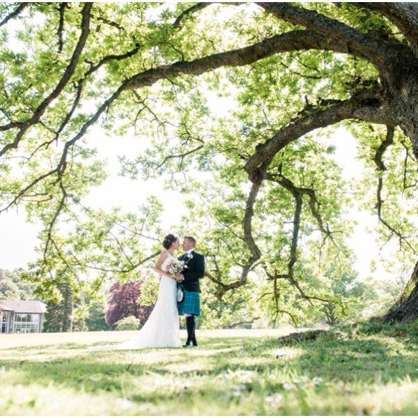 Cameron House Wedding - Jen & Allan