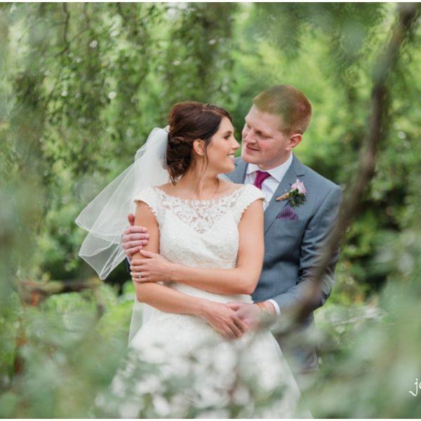 Royal Botanic Gardens, Edinburgh Wedding - Rachel & Ryan