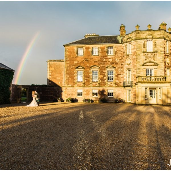 Archerfield House Wedding - Ruth & Johnnie