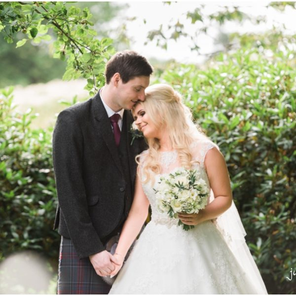 Balbirnie House Wedding - Laurie & Steven