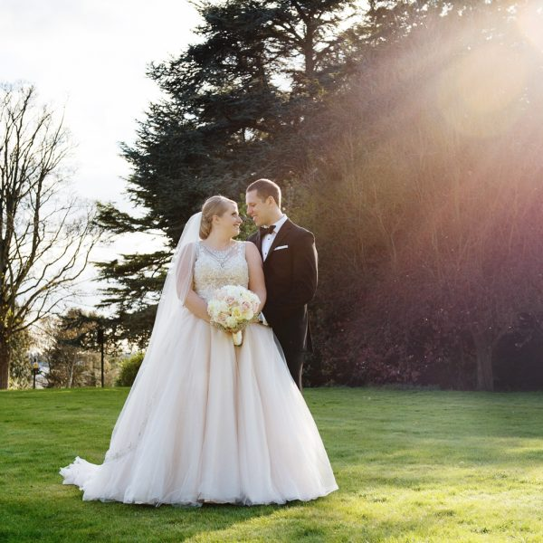 Airth Castle Wedding - Lacey & Tyler