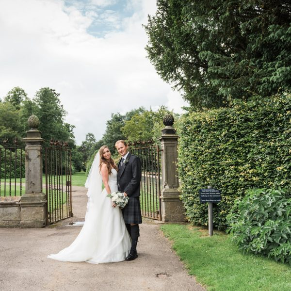 Hopetoun House Wedding - Jess & Ross
