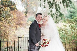 Winton-Castle-Romantic-Christmas-Wedding