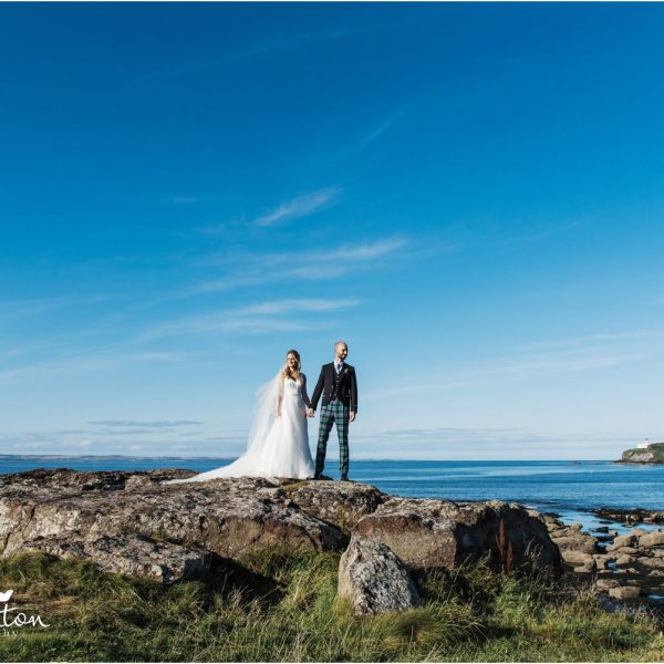 Archerfield House Wedding - Lindsay & Mark