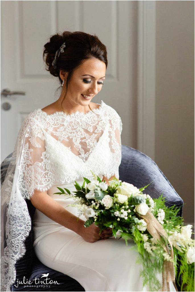 Bridal Portrait at Inglewood House