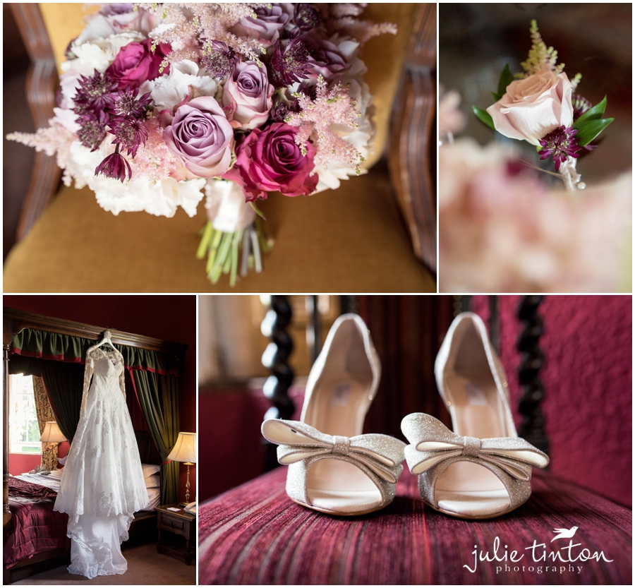 Dalhousie Castle Elopement Wedding