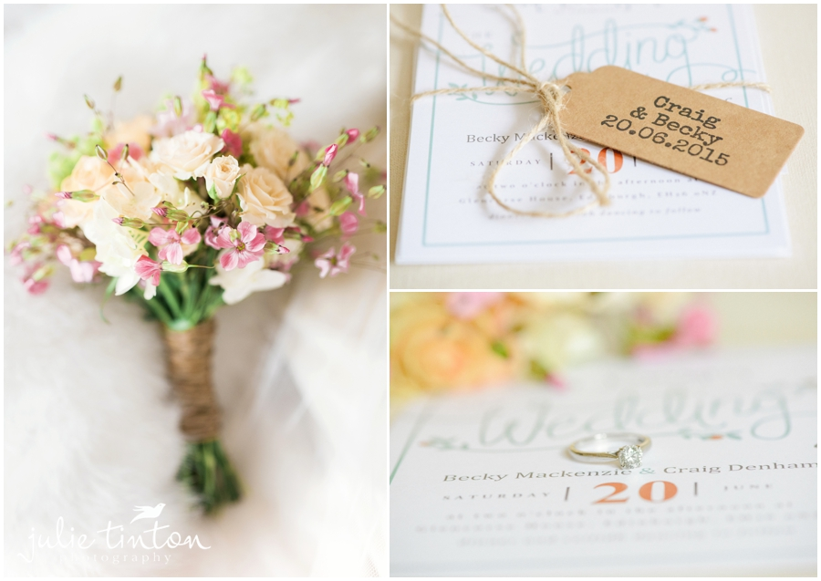 Pretty Pastel soft bridal photography