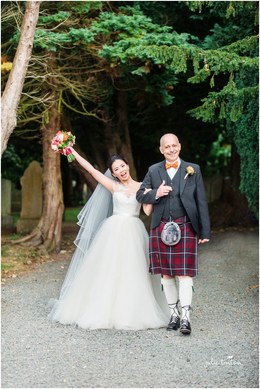 Borthwick Castle Wedding