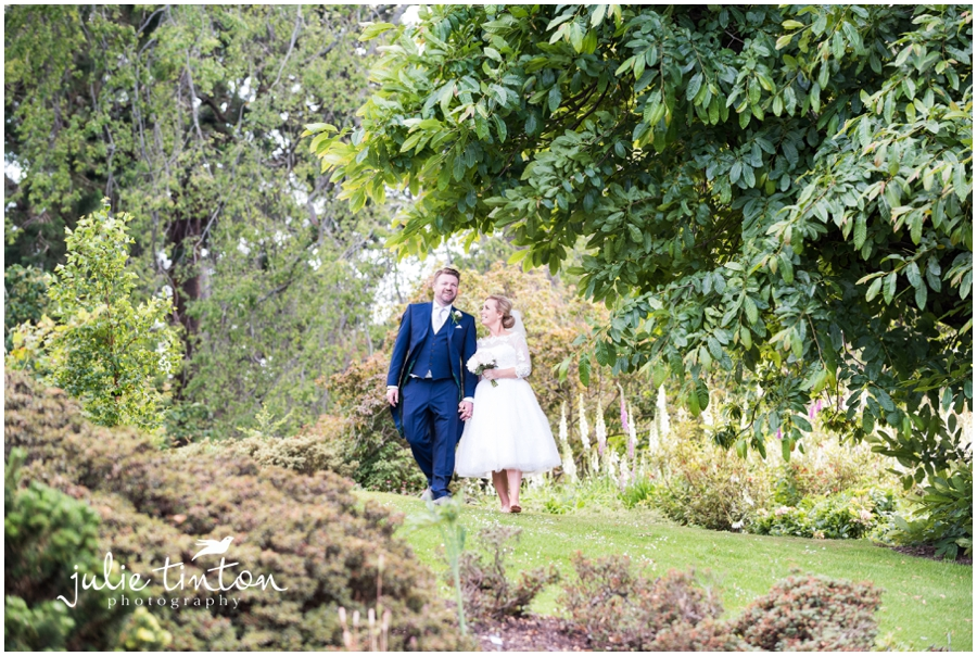 Royal Botanic Gardens Wedding Edinburgh