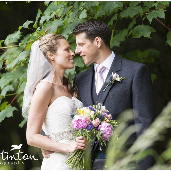 Broxmouth House Wedding - Louise & David