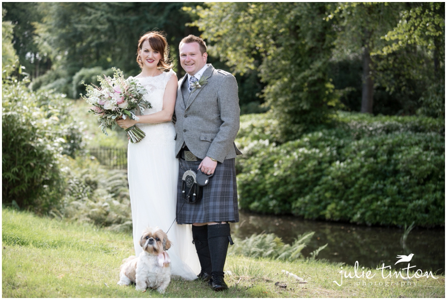 Harburn House Wedding