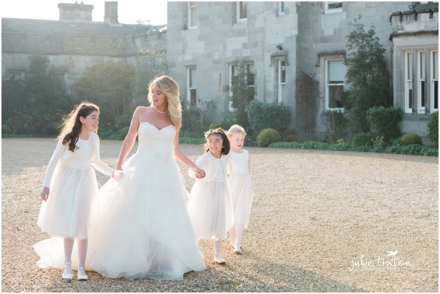 Dundas Castle Wedding