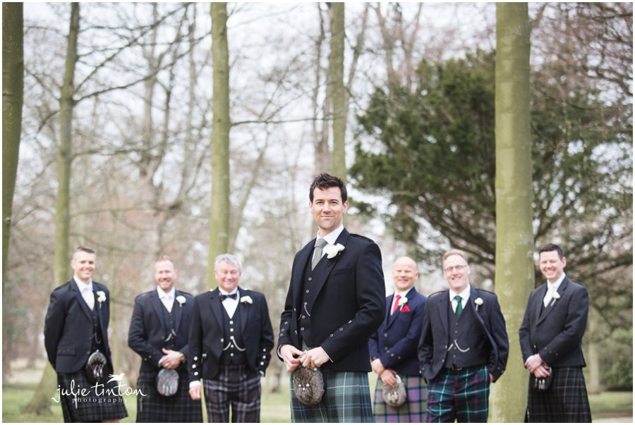 Archerfield House Wedding