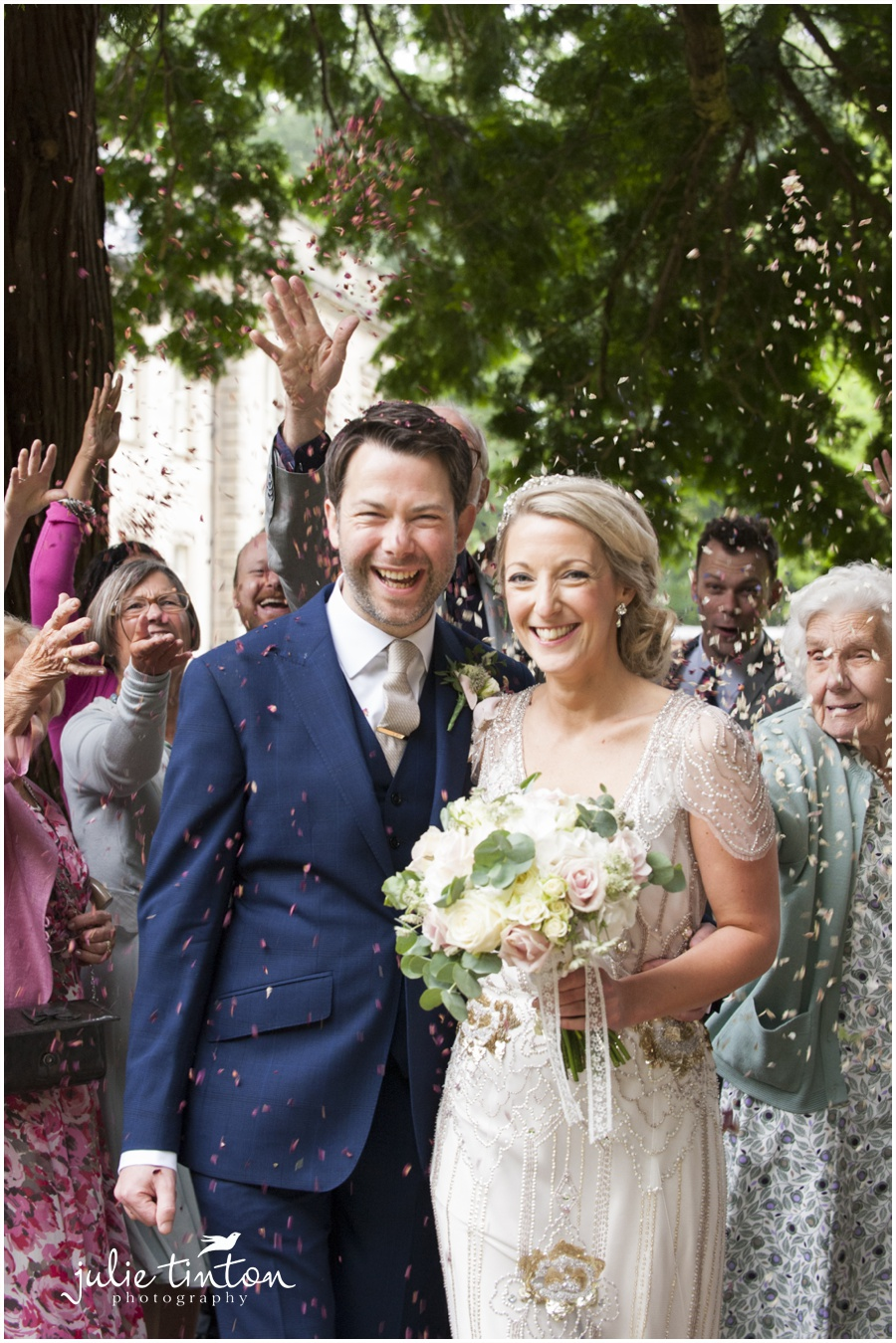 Stylish Eshott Hall Wedding