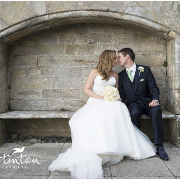 Kinnettles Castle Wedding, Scotland - Caroline & Vincent