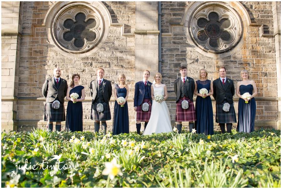 Ally clardy wedding