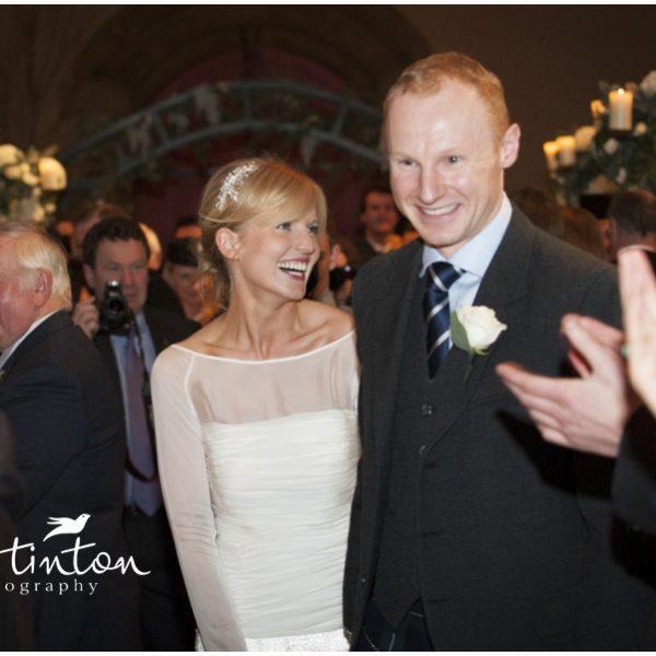 Mansfield Traquair Wedding, Edinburgh - Katie & Ian