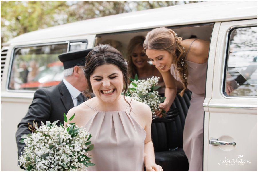 Prestonfield House Wedding, Bridesmaids