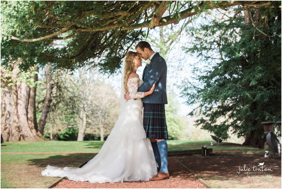 Romantic Prestonfield House Wedding, Ailidh and David