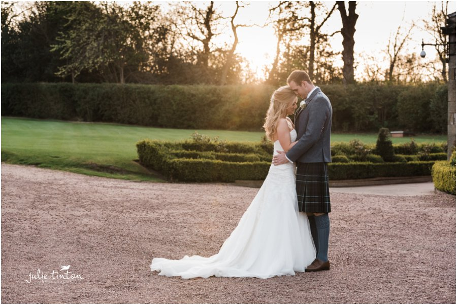 Romantic Prestonfield House Stables Wedding