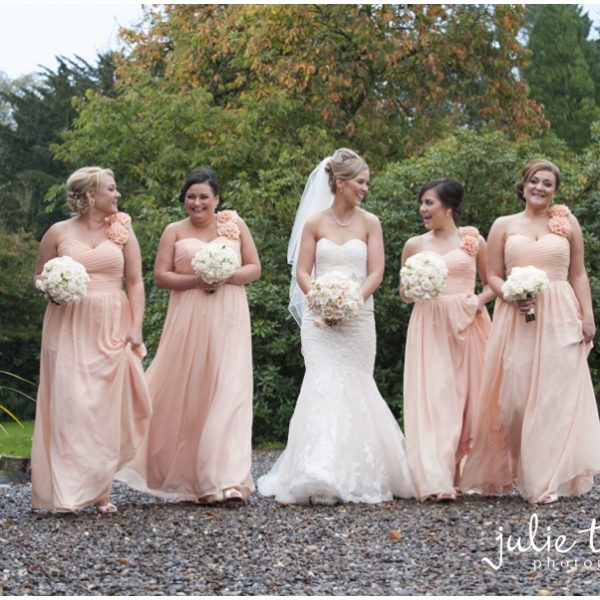 Solsgirth House Wedding - Emma & Alan