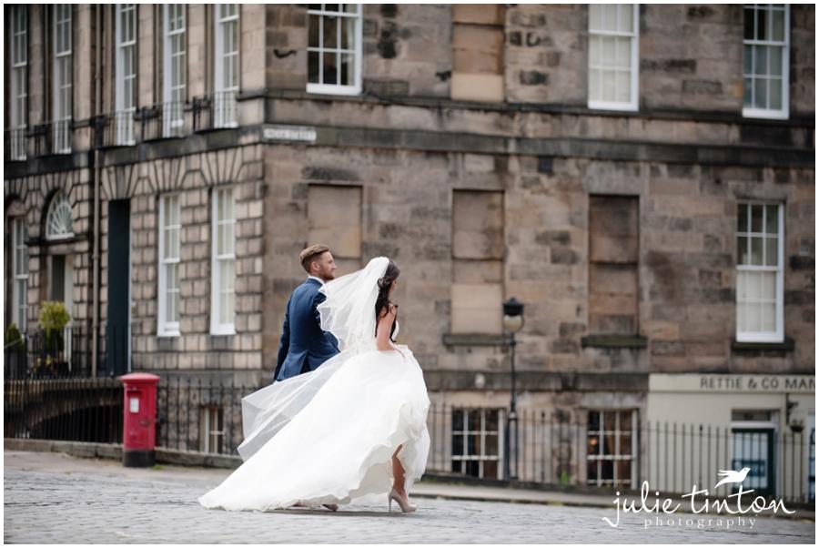 Edinburgh laura gibson wedding